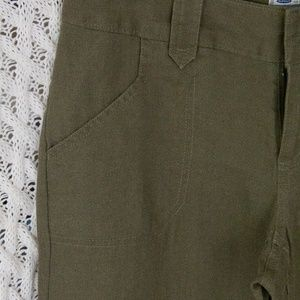 Old Navy Pants - Cotton Cropped Pants